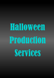 Halloween Production Services